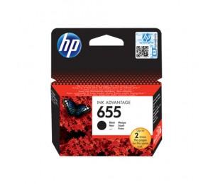 HP 655 Black Ink Cartridge