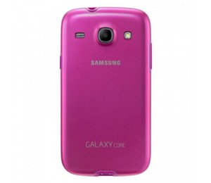 Samsung Galaxy Core Protective Cover | Pink