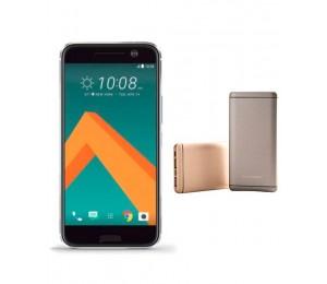HTC 10 LTE | Gray + Universal Besky 8000MAH Power Bank
