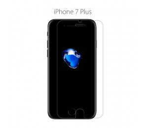 Apple iPhone 7 Plus Tempered Glass   Transparent