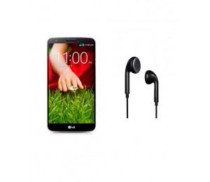 LG Optimus G Pro E988 | Black Plus Universal Earpiece