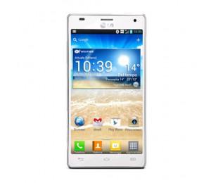 LG Optimus 4X P880   White