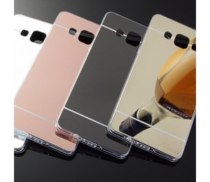 Samsung A7 Mirror Back Cover