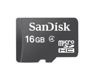 SanDisk 16GB Memory
