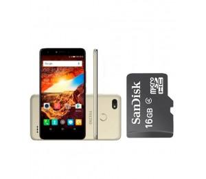 Tecno K7 Spark + 2GB Plus Sandisk 16GB Memory | Black