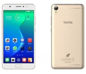 Tecno K9 Spark Plus | Gold