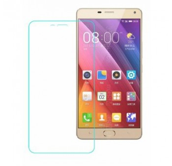 Gionee Marathon M5 Plus LTE | Gold + Gionee M5 Plus Tempered Glass