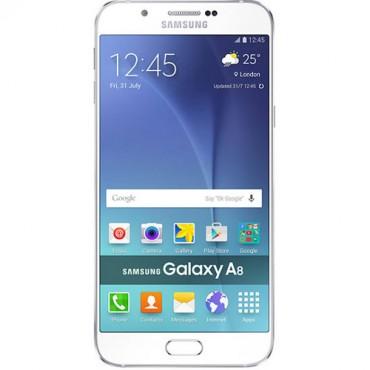 Samsung Galaxy A8 | LTE | Dual SIM | White