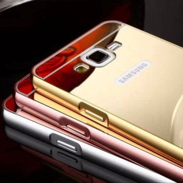 Samsung S7 Edge Mirror Back Cover