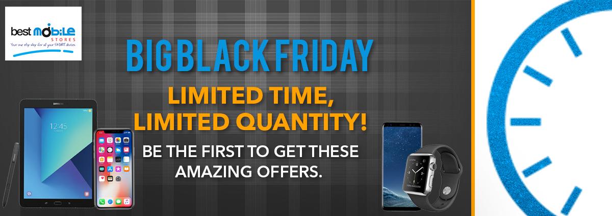 Big Black Friday at Best Mobile