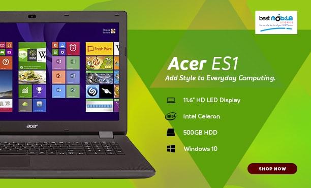 Acer ES1