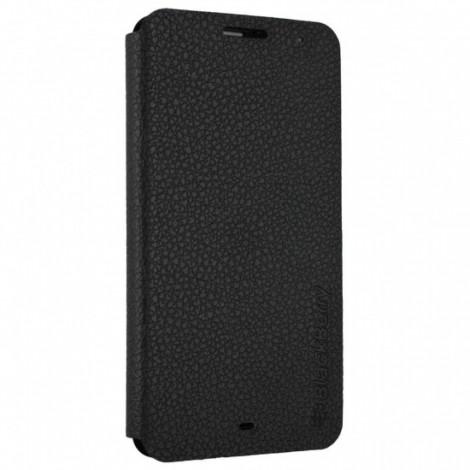 Blackberry Z30 Series Flip Case Leather | Black