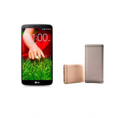 LG G2 D802 | Black Plus Universal Xipin 11000 Mah Digital Power Bank
