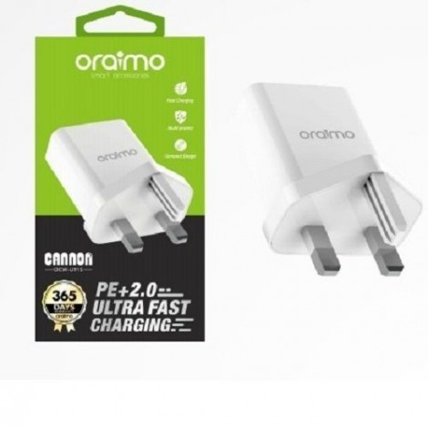 Oraimo Ultra Fast USB Charger