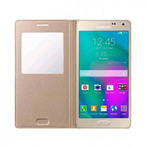 Samsung J7 Prime Flip Cover | Brown