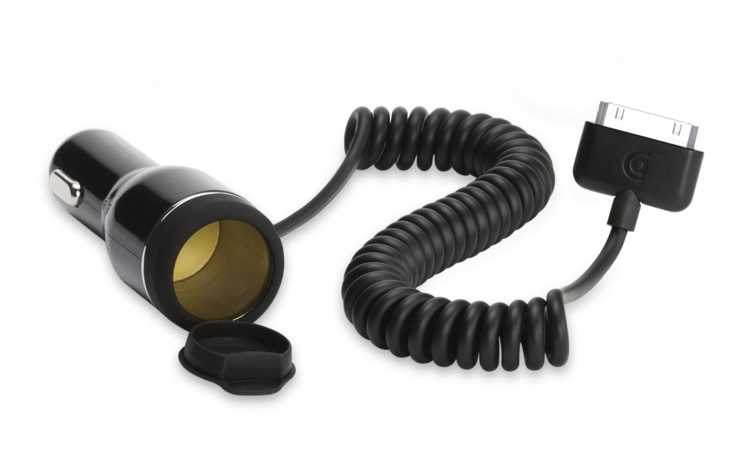 Griffin Car Charger: Griffin PowerJolt Plus Car Charger For IPad
