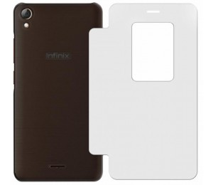 Infinix Hot Note Pouch | White