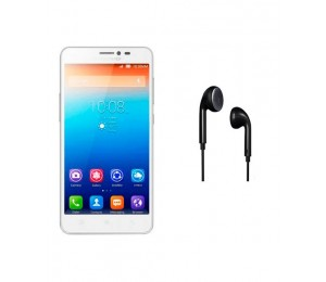 Lenovo S850 | White Plus Universal Earpiece