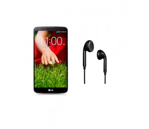 LG G2 D802 | Black Plus Universal Earpiece