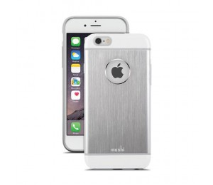 Moshi iGlaze Armour Metal Case for iPhone 5/5s | Silver