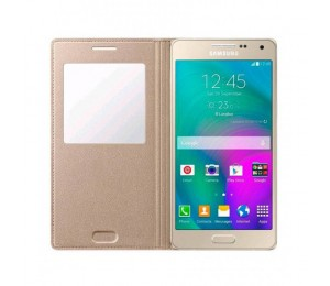Samsung J7 Prime Flip Cover | Brown