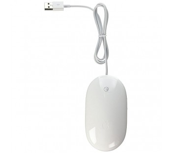 Apple Wired Mighty Mouse | White