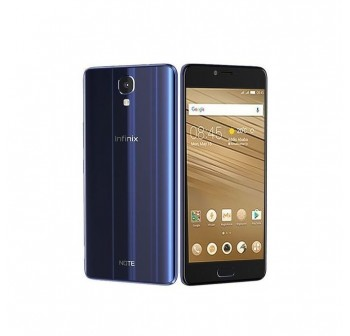 Infinix Note 4 X572 16GB + 2GB |Blue