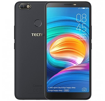 Tecno Camon X |Black
