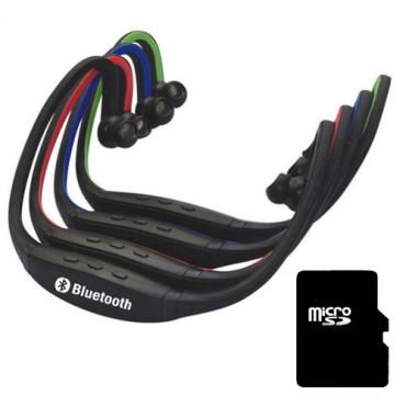 Universal Sport SD Card Player/B.tooth Earphone