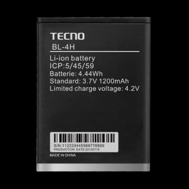 Tecno BL 4H Battery