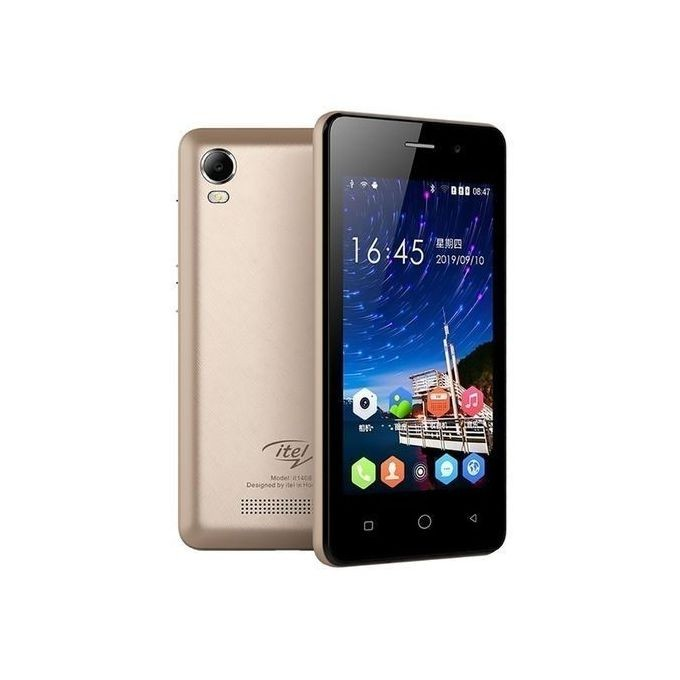 Itel 1408 Gold Best Mobile Stores