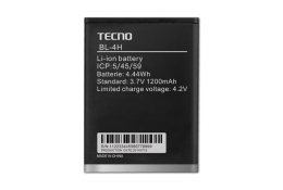Tecno BL 4H Battery