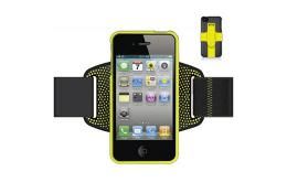 Griffin Armband & Stand for iPhone 5