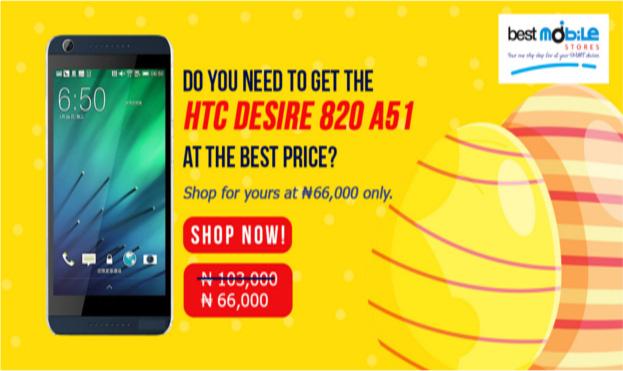 HTC Desire 820 A51