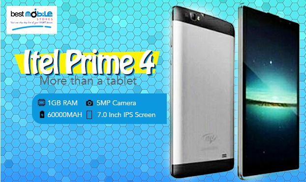 Itel Prime IV